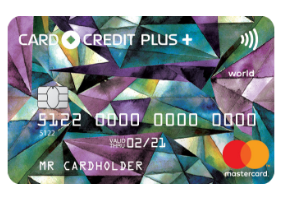 CARD CREDIT PLUS+